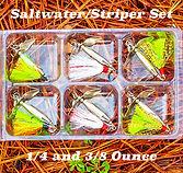 Saltwater/Striper Set