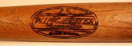 1920's Baseball Bat - Winchester Model 2400