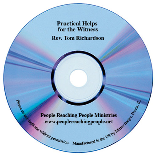 Practical Helps for the Witness Audio CD