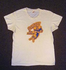1976 Tony Dorsett Heisman Trophy T-Shirt