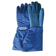 National Safety Apparel® SaferGrip Size 10 Olefin And Waterproof Cryogen Gloves With Straight Cuff