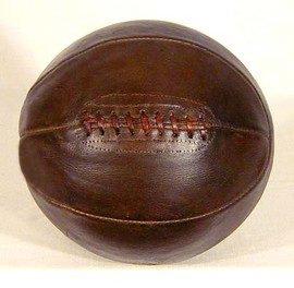 Exceptional Antique Basketball from the 1920's