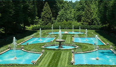 Longwood Gardens, Brandywine River Museum and Tavern Lunch