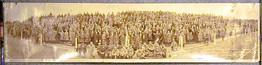 1924 Pottsville Maroons Panoramic Photo