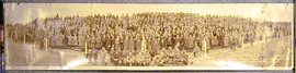 1924 Pottsville Maroons Panoramic Photo
