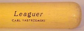 1960's Carl Yastrzemski Louisville Slugger Model Baseball Bat