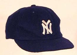 Antique Baseball Cap - New York Yankees
