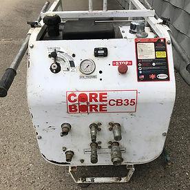 CB35 BVXL Gasoline Hydraulic Power Pack