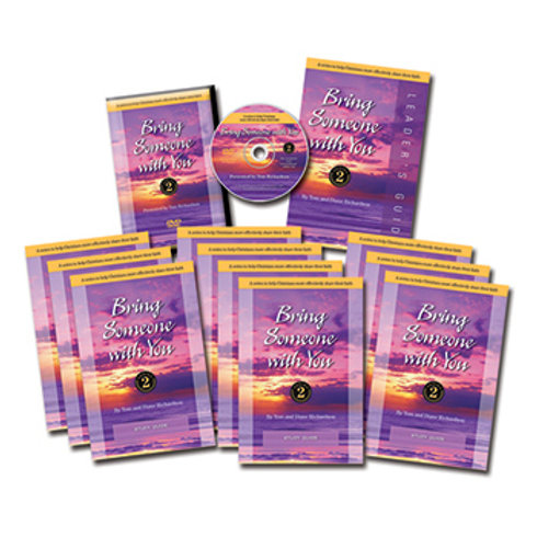 Bring Someone With You Series Two Box Set