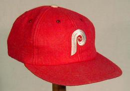 1950-1960's Philadelphia Phillies Baseball Cap