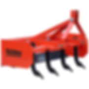 Behlen Country 4′ Box Blade Tractor Attachment 80111000 Category 1 Pins; Category 0 Spacing
