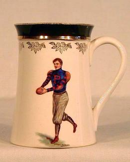 1910's Penn University Football Mug