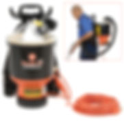 Hoover HEPA Shoulder Vacuum C2401