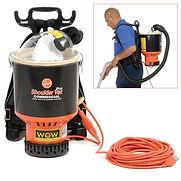 Hoover HEPA Shoulder Vacuum C2401