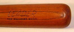 1950's Ted Williams Louisville Slugger Bat