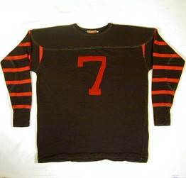 "Princeton University Football Jersey used in the movie ""Leatherheads"""