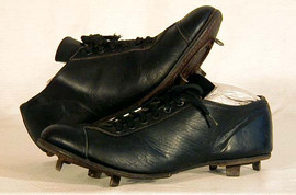 1920's Vintage Baseball Shoes