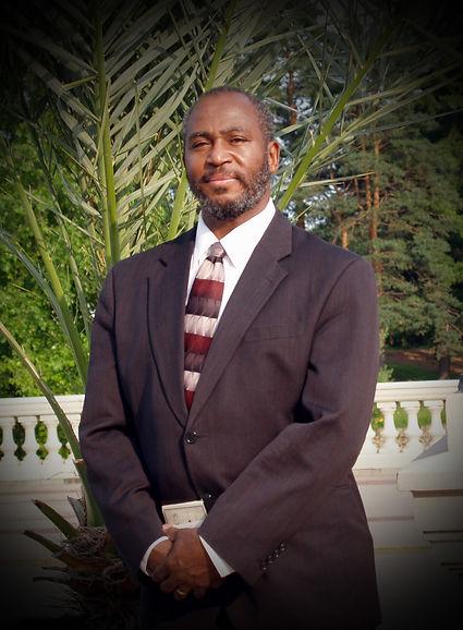 Pastor Fredrick Newell