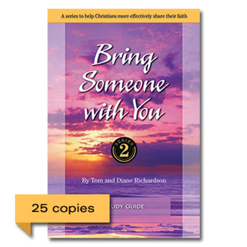 BSWY Series Two Study Guide - 25 copies