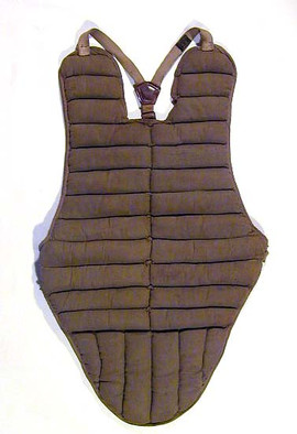Turn of the Century D&M Apron-Style Chest Protector