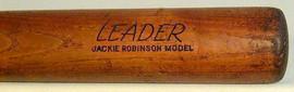 1940-50's Jackie Robinson Louisville Slugger Baseball Bat