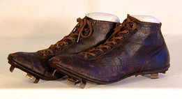 Turn of the Century, Spalding High Top Baseball Shoes