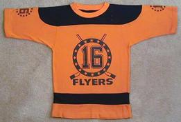 1970's Bobby Clarke Philadelphia Flyers Souvenir Jersey
