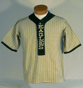 1910's Baseball Jersey made by D&M
