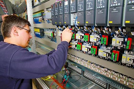 Electrical Panel Design & Build
