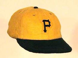 Vintage Baseball Cap - Pittsburgh Pirates