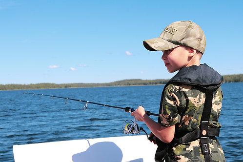 Летний рыболовный лагерь для детей и молодежи 2021 г.