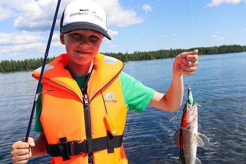 Lasten ja nuorten kalastusleiri (JIGI-SPECIAL)