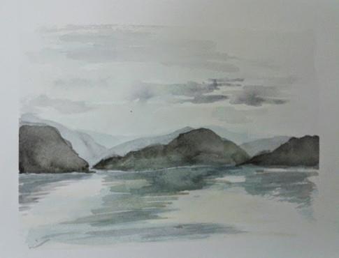 Alaska Inland Passage 1