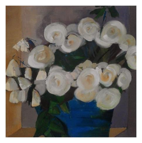 White flowers 2014