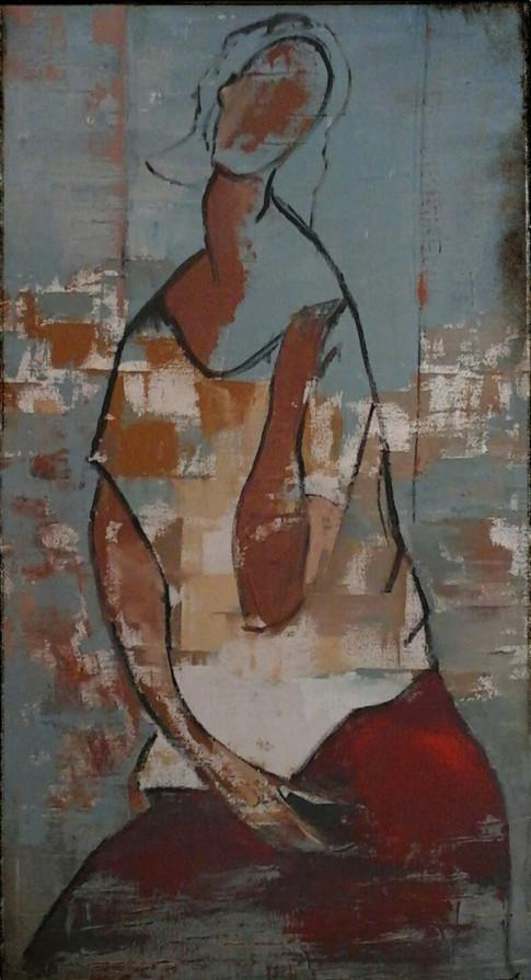 Modigliani over Jerusalem