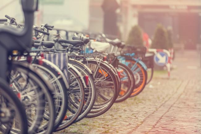 Mise à disposition d'une flotte de vélos : modalités de la réduction d'impôt