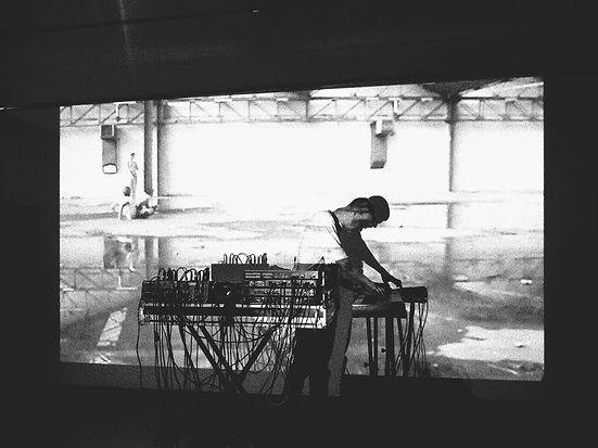 Dion Monti, Live set, Johannesburg, South Africa
