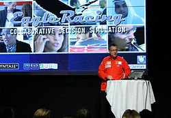 Eagle Racing played at a top management conference