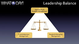 Debrifing model - example from slide presentation