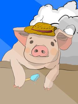 資本主義の豚