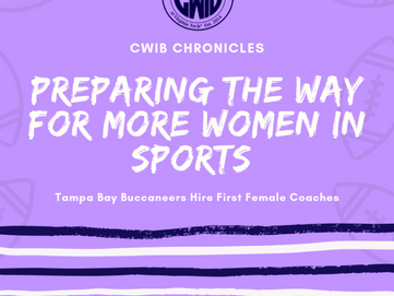 Preparing the Way for More Women in Sports
