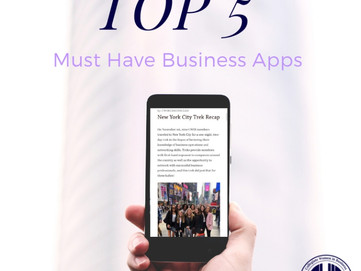 Top 5 Must Have Business Apps