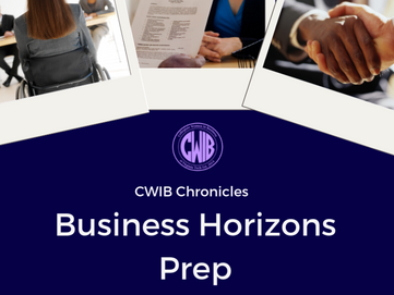 Gaining Confidence for Business Horizons