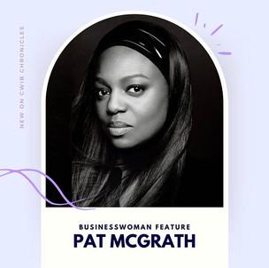 Businesswoman Feature: Pat McGrath