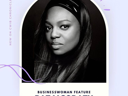Businesswoman Feature: Pat McGrath