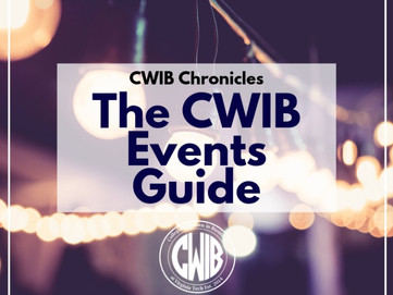 The CWIB Events Guide
