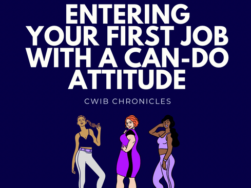 Confidence 101: Entering Your New Job with a Can-Do Attitude