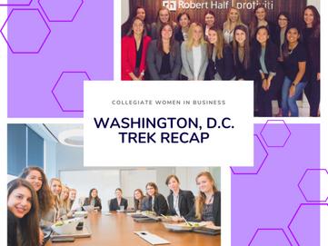 Washington, D.C. Trek Recap