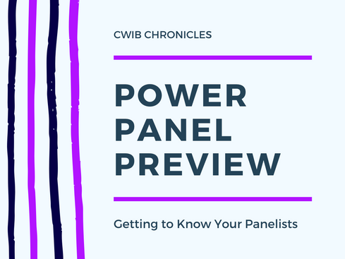 Power Panel Preview: Getting to Know Your Panelists