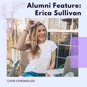 Alumni Feature: Erica Sullivan